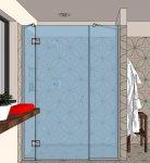 S7 - Sprchový kout